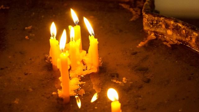 plug candle candelas luz cera velas encendidas