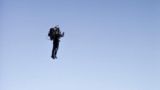 jetpack man fly