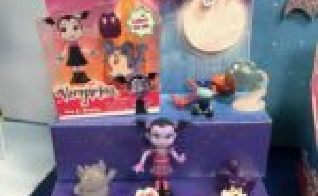 Check Out The New Vampirina Toys From Just Play Toyqueen