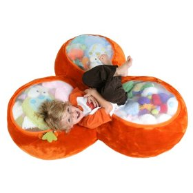 stuffed animal chair covers kent hire boon arrives mrs tr has been coveting a storage bean bag for years now ever since the plush toy problem started to get out of hand