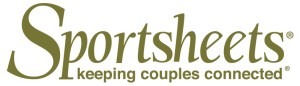 "Sportsheets logo, tagline reads ""Keeping Couples Connected"""
