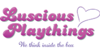 Luscious Playthings Logo & Page Link