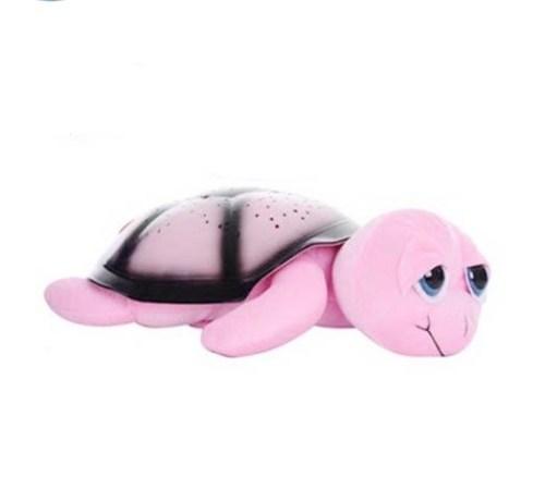 Ночник Розовая Черепаха ML88-6