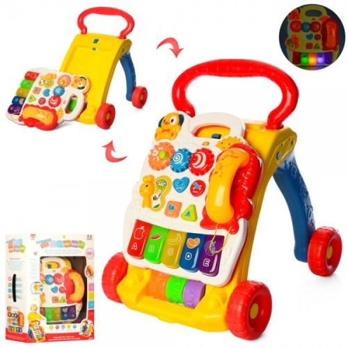 Детский развивающий игровой центр - ходунки SY81