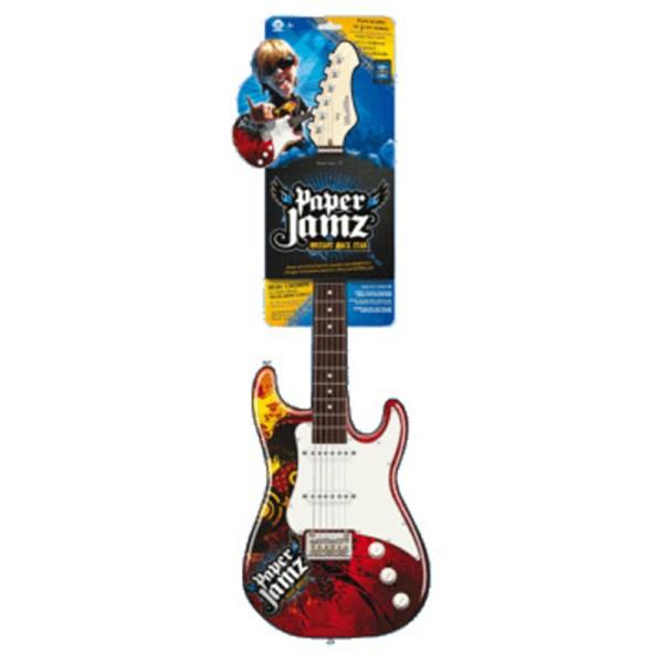 Paper Jamz Guitar Bontempi Wwsm