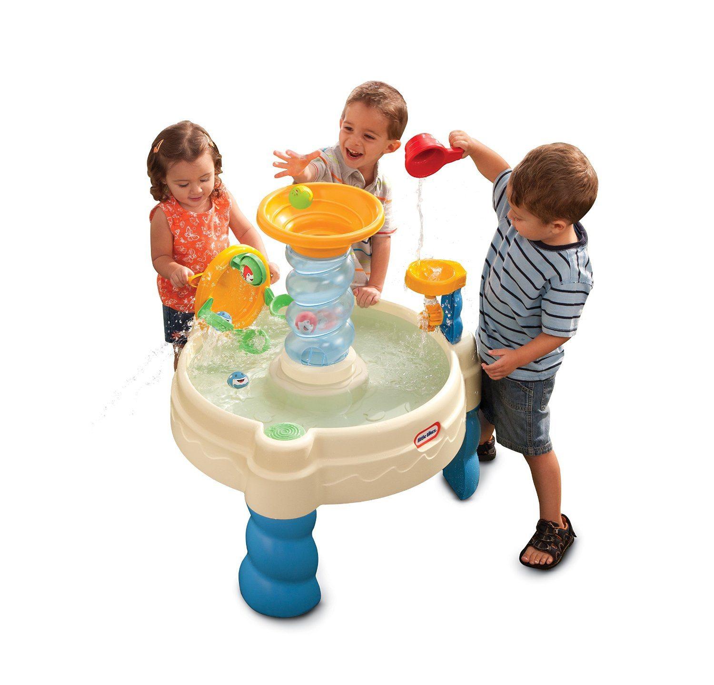 81I Ty8JZfL. SL1500  - Little Tikes Spiralin' Seas Waterpark Play Table