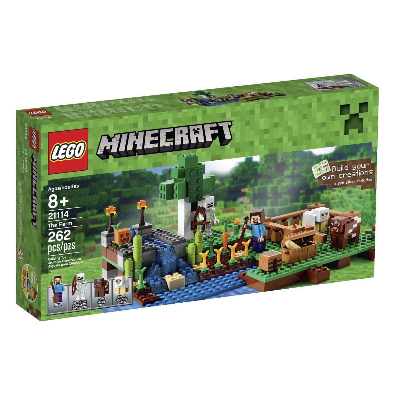 81agapHNjSL. SL1500  - LEGO Minecraft 21114 The Farm