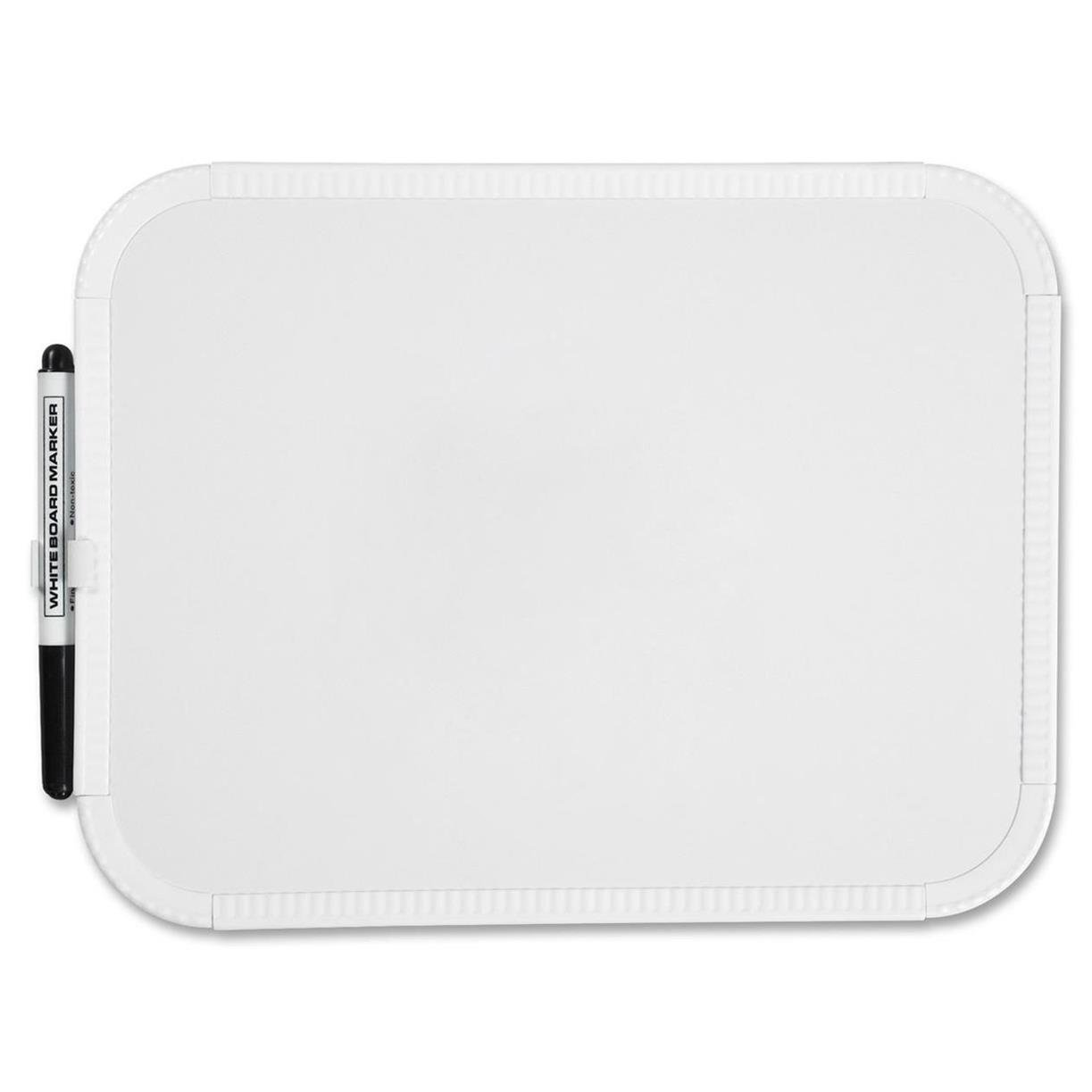 51XBRNLIQbL. SL1223  - Sparco Marker Board, Melamine Surface, 8-1/2 x 11 Inches, White (SPR75620)