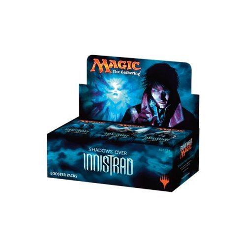 41pKmM0AhmL - MTG Magic Shadows Over Innistrad Booster Box PREORDER Ships On April 8th