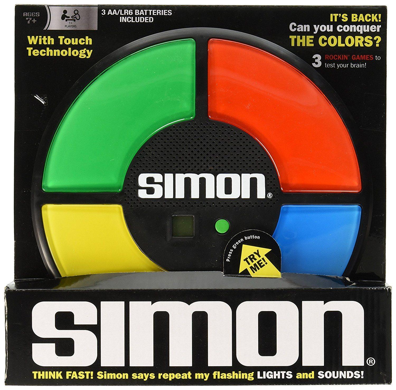91TacoMOvIL. SL1500  - Simon Electronic Memory Game