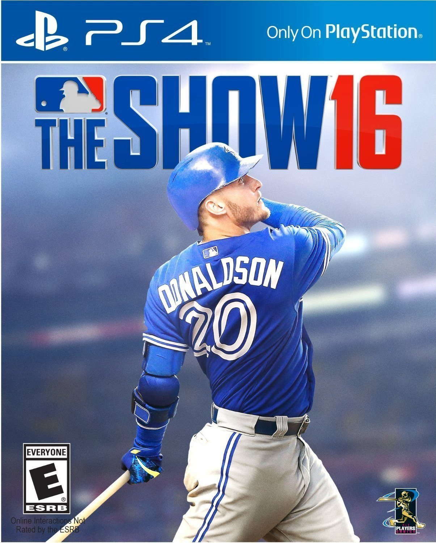 81MDP71wMlL. AC SL1500  - MLB The Show 16 - PlayStation 4