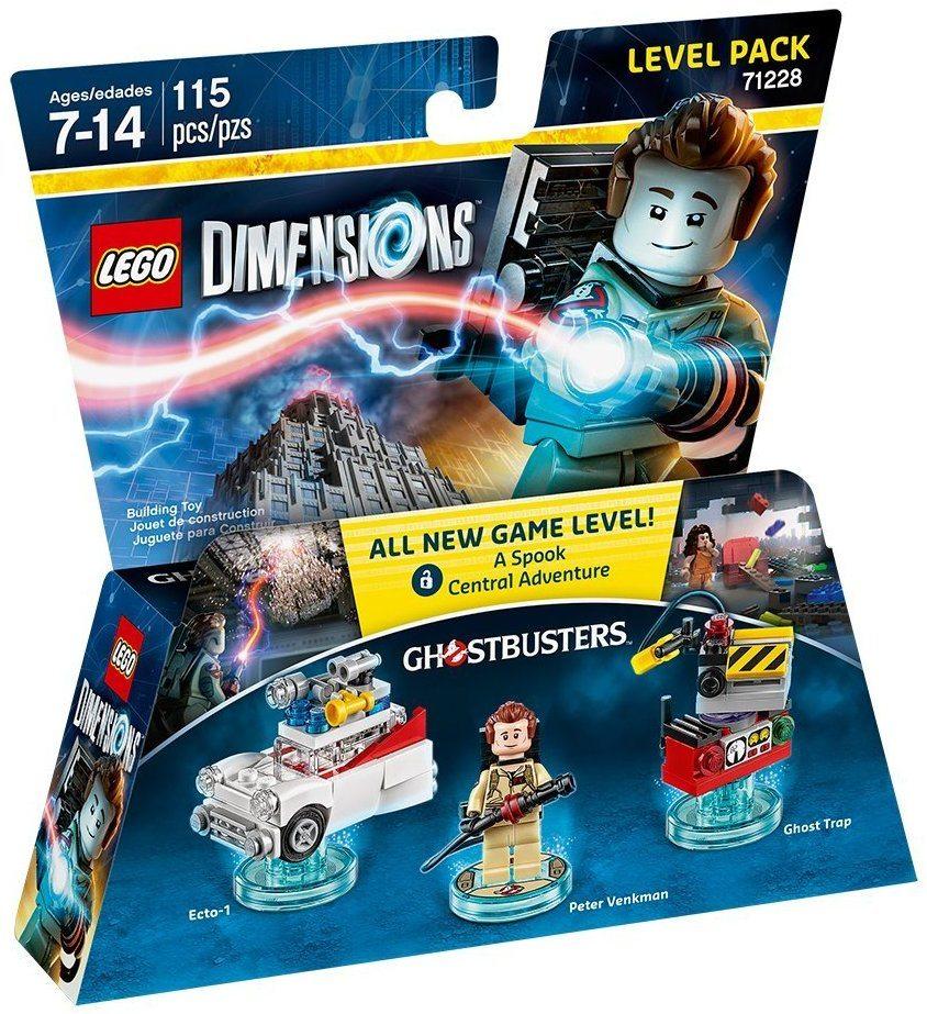 71 P83YSyUL. AC SL1002  - Ghostbusters Level Pack - LEGO Dimensions