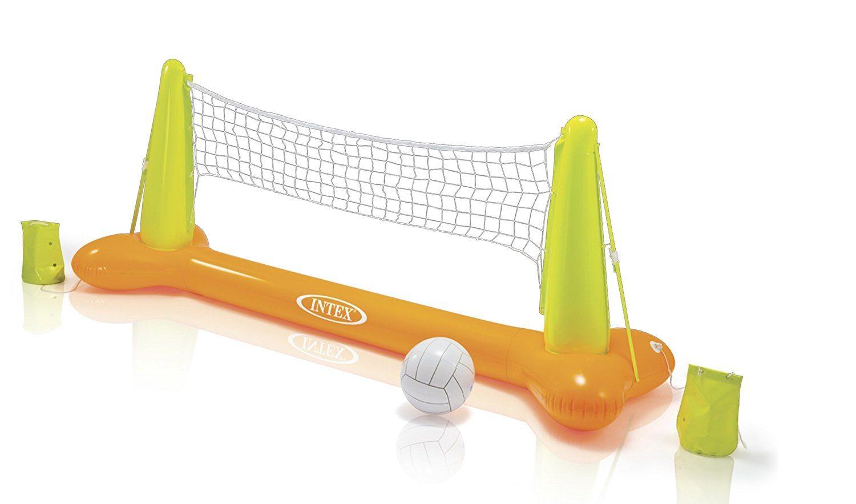 "71xiqvUN4FL. SL1500  - Intex Pool Volleyball Game, 94"" X 25"" X 36"", for Ages 6+"