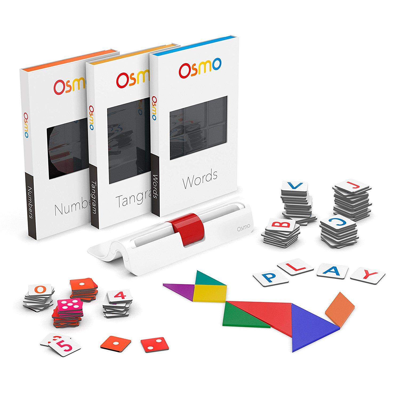 81n6R47GluL. SL1500  - Osmo Gaming System for iPad, Standard Packaging, Genius Kit