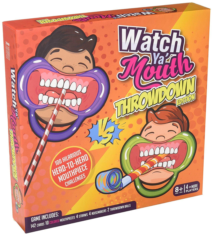 91DgOKx97zL. SL1500  - Watch Ya Mouth Throwdown Edition Card Game