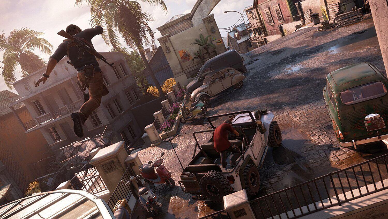 81eLVATj1ML. AC SL1500  - Uncharted 4: A Thief's End - PlayStation 4