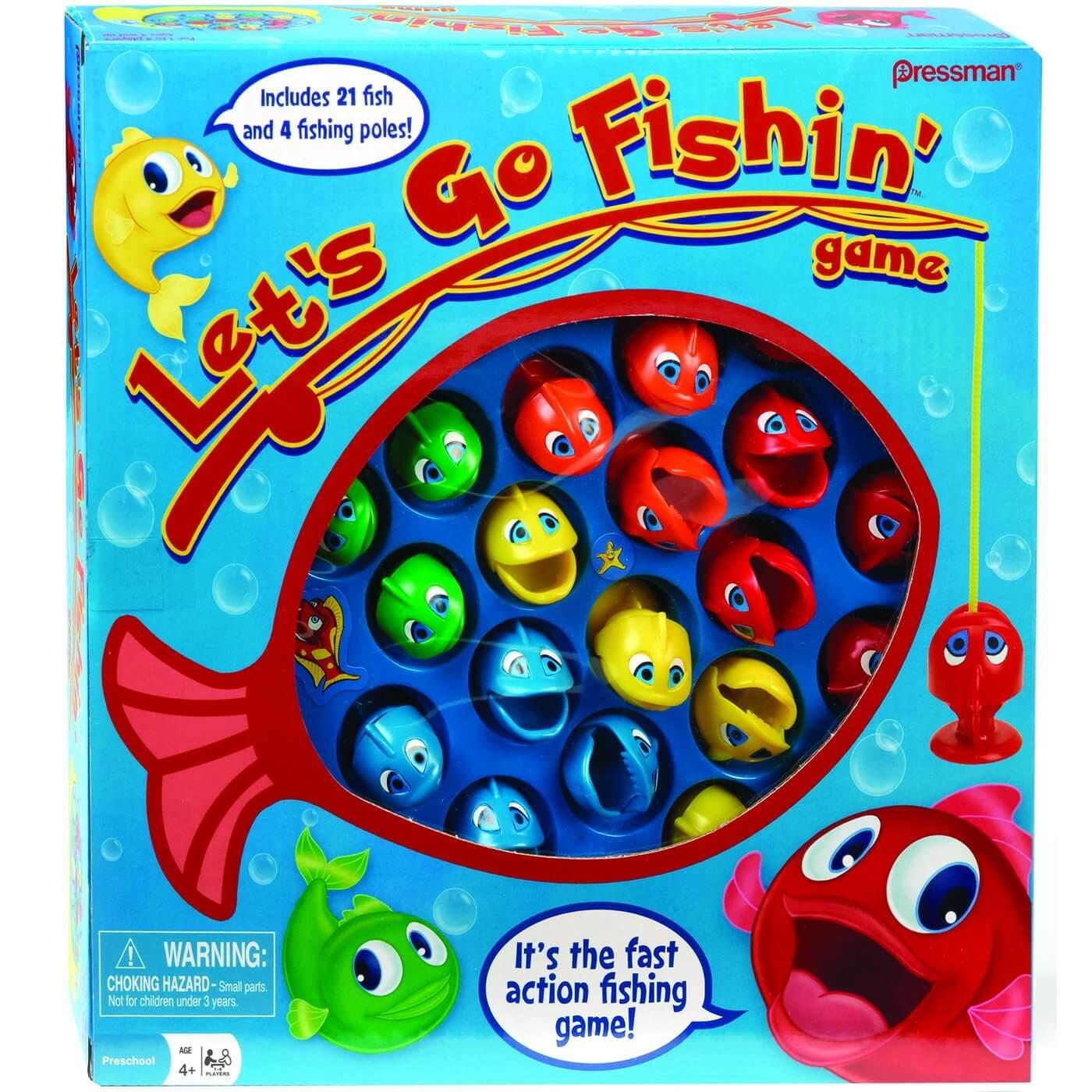81OxOsQkGTL. SL1400  - Let's Go Fishin'