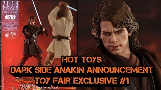 Hot Toys Toy Fair Exclusive 2018 Darkside Anakin Preview - Hot Toys Toy Fair Exclusive 2018 Darkside Anakin Preview