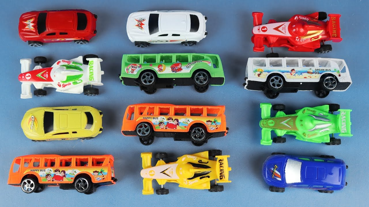 Kids Toys Colored Kids Toys Toy Cars Buss For Kids Learning With Kids Music - Kids Toys : Colored Kids Toys | Toy Cars & Buss For Kids Learning With Kids Music