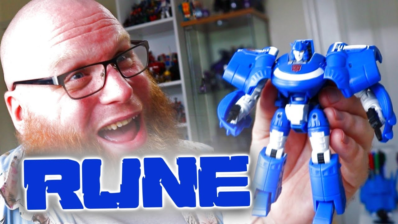 MAAS Toys Rune Thews Awesome Transformers Reviews 193 - MAAS Toys Rune: Thew's Awesome Transformers Reviews #193