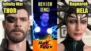 ENG TOYSTV S7 E12 P5 X UNBOXHot Toys 16 Avengers Infinity War Thor Unbox - 【ENG】 TOYSTV S7 E12 P5 【X-UNBOX】Hot Toys 1/6 Avengers Infinity War - Thor Unbox