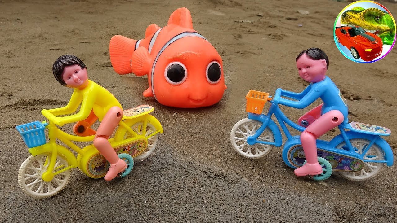 Bicycles airplanes clownfish car Toys for kids I61C Cars and Dno - Bicycles, airplanes, clownfish, car - Toys for kids I61C Cars and Díno