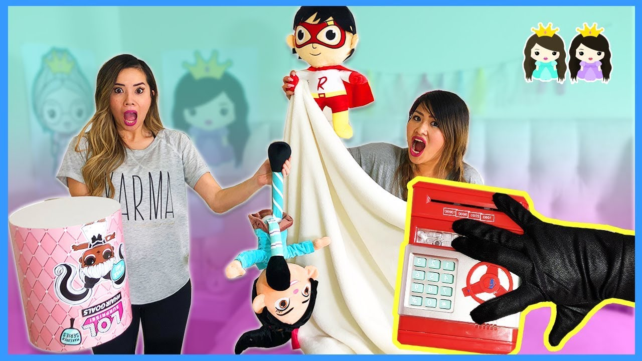 Toy Hackers Escape Room Challenge - Toy Hacker's Escape Room Challenge