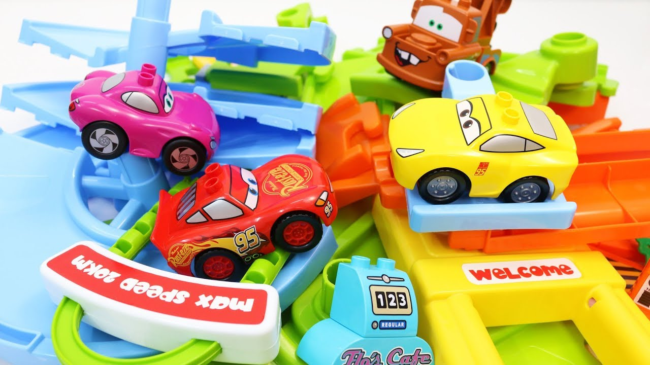 Building Toys for Children Lightning McQueen Toy Cars for Kids - Building Toys for Children Lightning McQueen Toy Cars for Kids