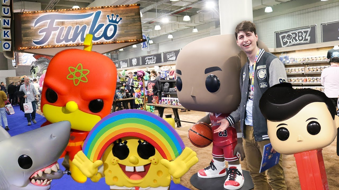 vbp 12209 A Close up look at The 2019 Funko Lineup Toy Fair - A Close up look at The 2019 Funko Lineup | Toy Fair