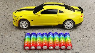 Yellow Bumblebee Transformer Toys Car Toys Kid - Yellow Bumblebee Transformer Toys - Car Toys Kid