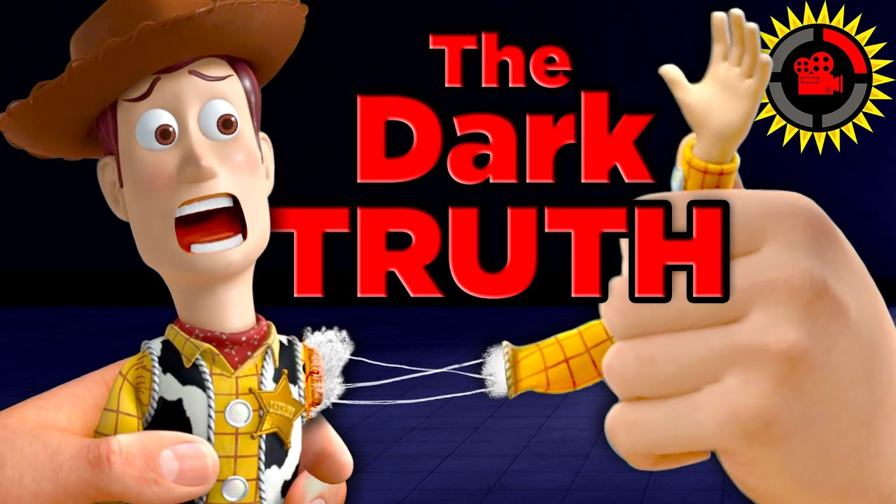Film Theory The Horrific Reality of Toy Story Toy Story 4 - Film Theory: The Horrific Reality of Toy Story (Toy Story 4)