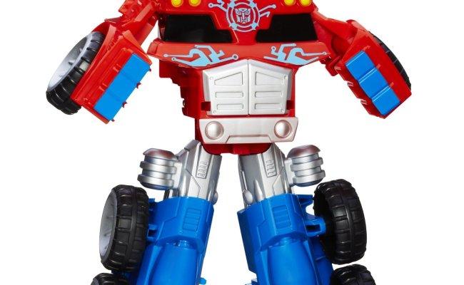 Optimus Prime Rescue Trailer Transformers Toys Tfw2005
