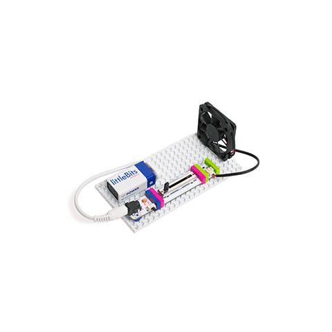 LittleBits Gizmos & Gadgets Kit - Toys4brain