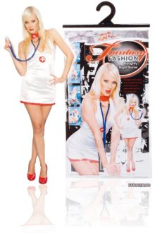 FANTASY FASHION NAUGHTY NIGHT NURSE