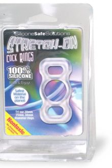COCKRING SILICONE 30mm