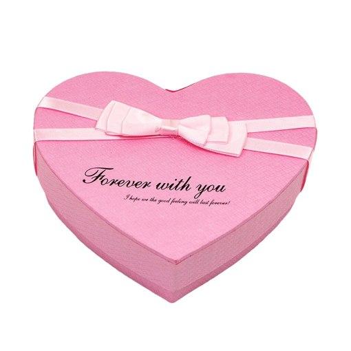 PCS Romantic Rose Soap Flower Heart shaped gift box with Plush Animal toys Bear Doll Home