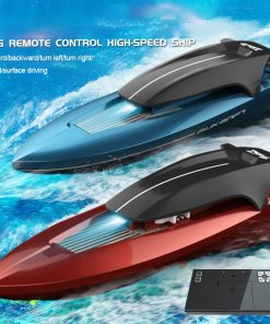G RC Boats Speed Racing Boat  Channels Dual Motor Remote Control Boats for Kids