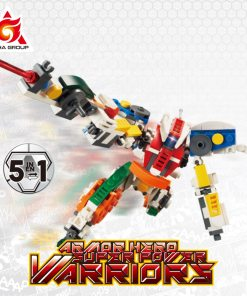 Wise Block Building Blocks New Style  in  Buildable Warrior Buildable Transforming Vehicles Technic