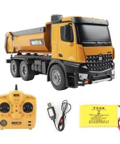Huina  RTR  GHz  Channel   Remote Control RC Truck Dump Self discharging