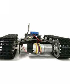 WiFi Control Smart Tank Car Chassis Crawler Tracked Robot Competition for Arduino UNO Motor Drive DIY