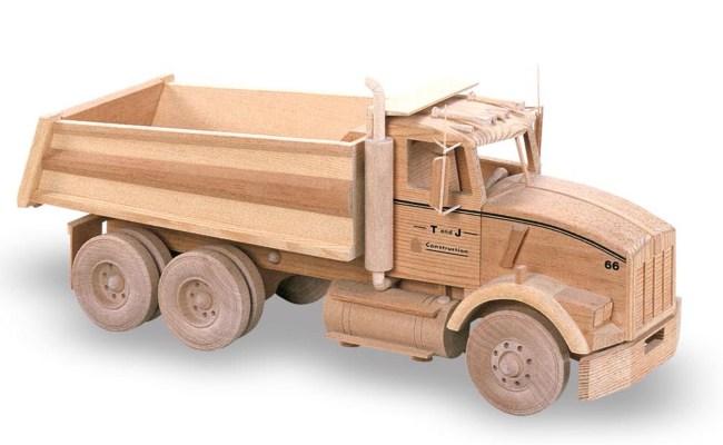 Patterns Kits Trucks 58 The Dump Truck