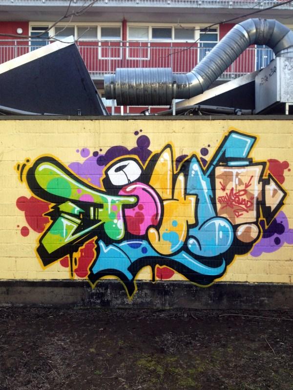 Graffiti Throwies