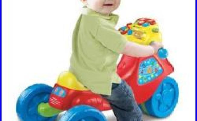 Ride On Educational Toys For 1 Year Old Toddler Baby Girls