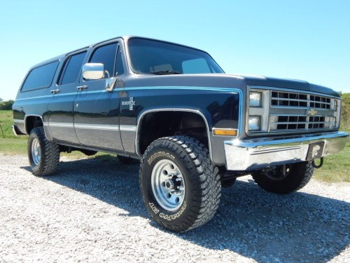 small resolution of  1987 chevy k20 suburban