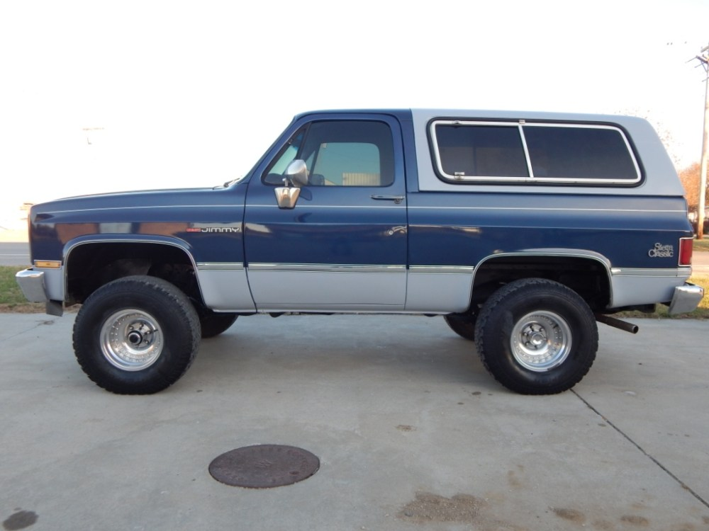 medium resolution of  1987 gmc jimmy