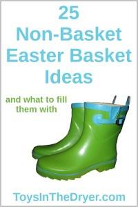 25 Unique Non-Basket Easter Baskets
