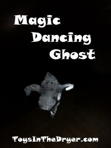 magic dancing Halloween ghostt