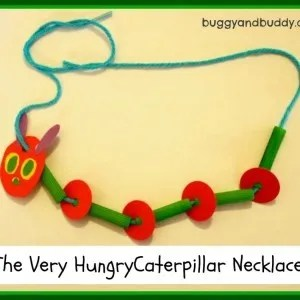 The Very Hungry Caterpillar, The Very Hungry Caterpillar Crafts, Buggy and Buddy Blog