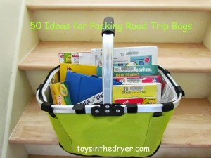 road trip, road trip bags, road trip bags for kids