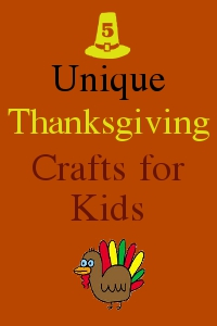 unique Thanksgiving crafts